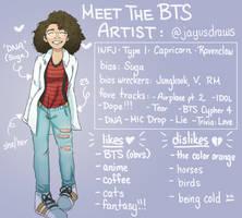 Meet the BTS Artist