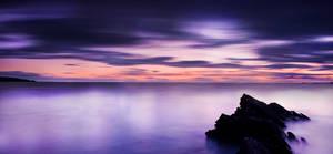 broadsands sunrise 3 by scott-leeson