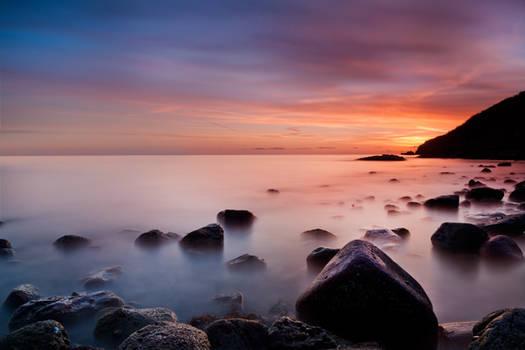 shoalstone sunrise