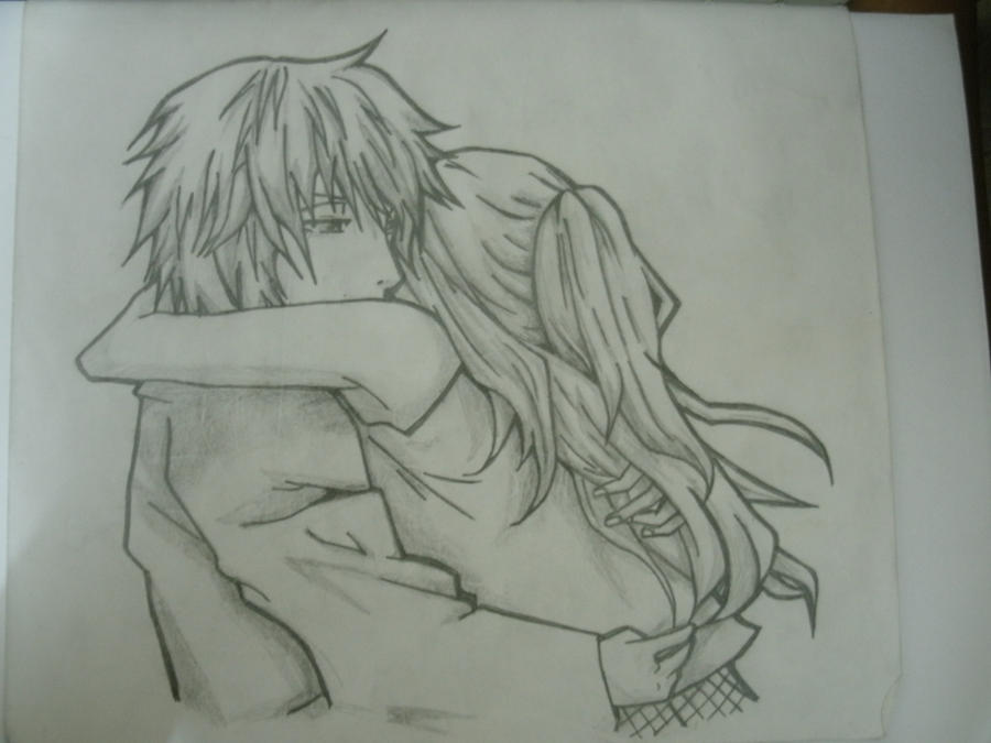 Another Couple Hugging by KyMel12 on DeviantArt