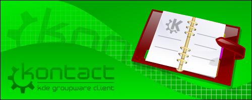 Kontact Organiser SVG by arcisz