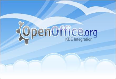OpenOffice.org KDE by arcisz