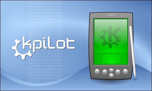 KPilot Splash-screen V2 by arcisz
