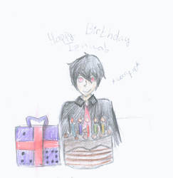 Happy-late- Birthday Izaya