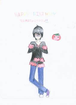 HBD Tomatootoro-san
