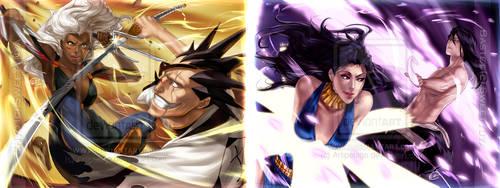 Battle Royale by Artipelago by SweetYuya