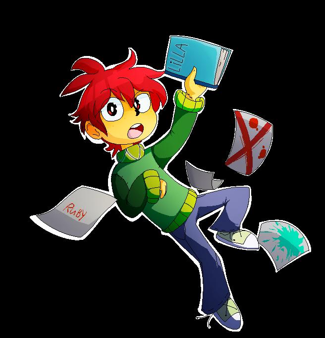 Ruby Pixel by Pachikchu