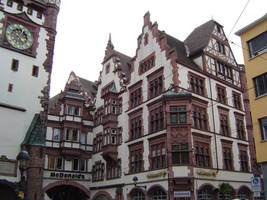 Martinstor in Freiburg by Arminius1871