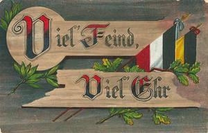 German postcard Kaiserreich5 by Arminius1871