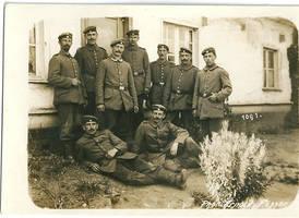 German soldiers 4 by Arminius1871