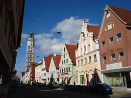 Town of Lauingen by Arminius1871