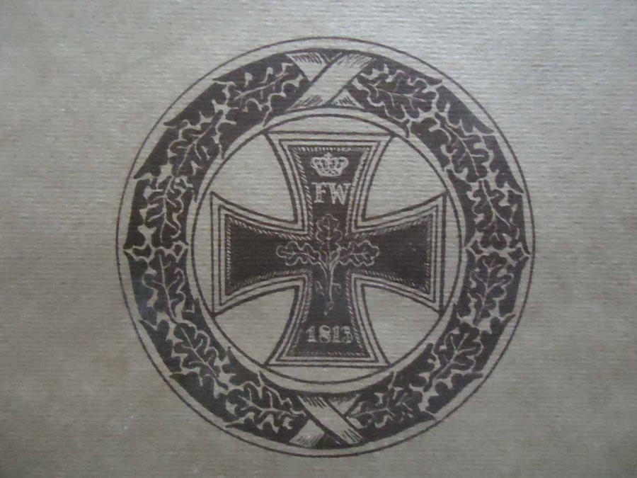 Iron Cross Symbol By Arminius1871