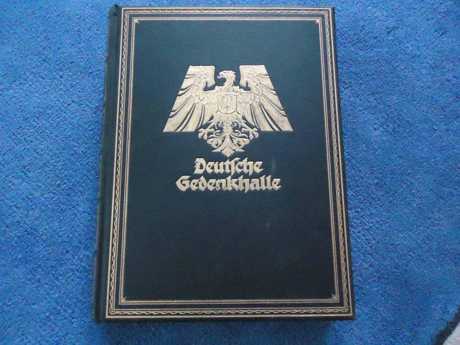 Deutsche Gedenkhalle by Arminius1871