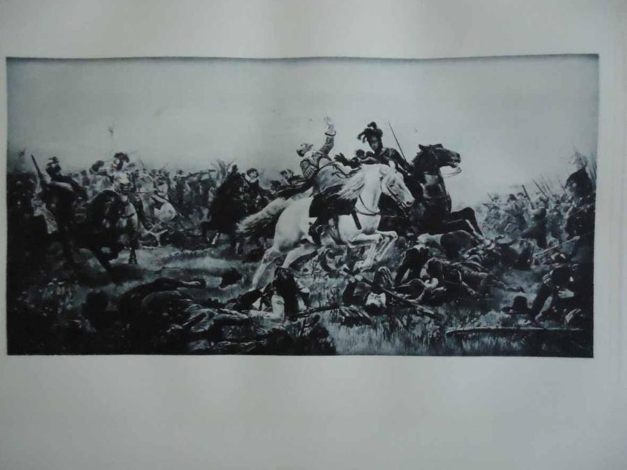 Death of Gustav Adolf by Arminius1871
