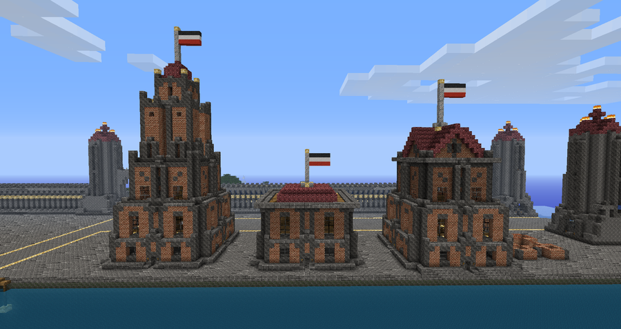 3 imperial houses by Arminius1871
