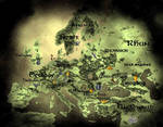 Europe is middle earth