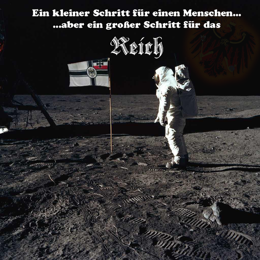 germany nazi on moon landing images - photo #5