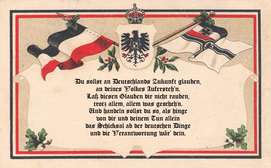 German responsibility by Arminius1871