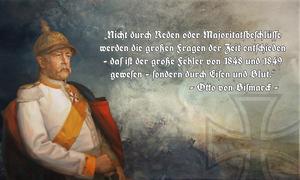 Otto von Bismarck by Arminius1871