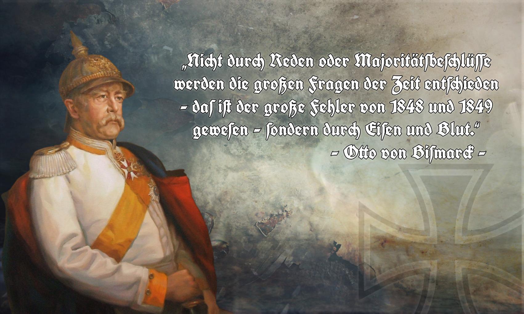 Otto von Bismarck—Germany's Iron Chancellor