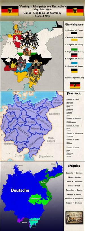 United kingdoms of Germany