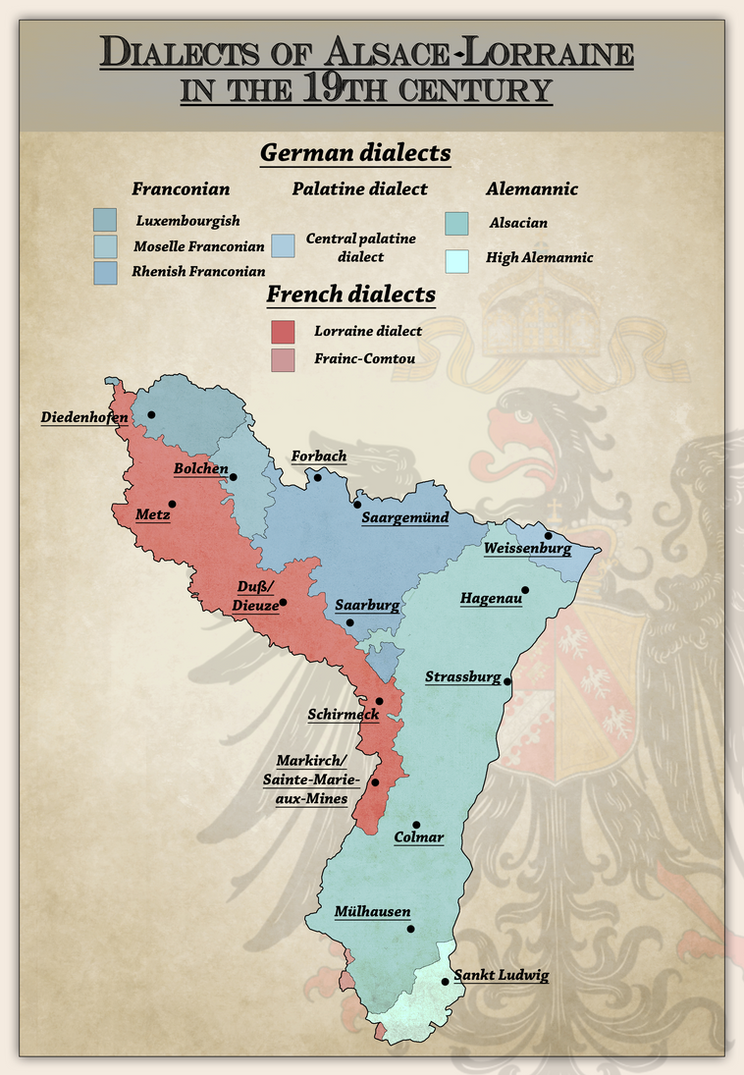 Why is Alsace-Lorraine so valuable? : AskHistorians
