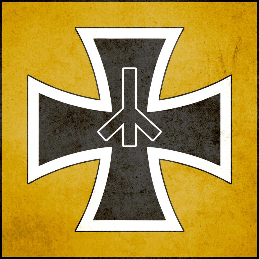 Iron Cross With Death Rune By Arminius1871 On Deviantart
