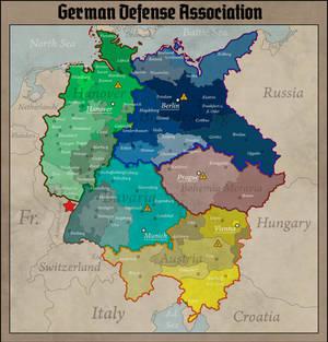 German Defense Association
