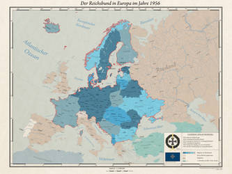 Reichsbund 1956 -alternate Europe- by Arminius1871