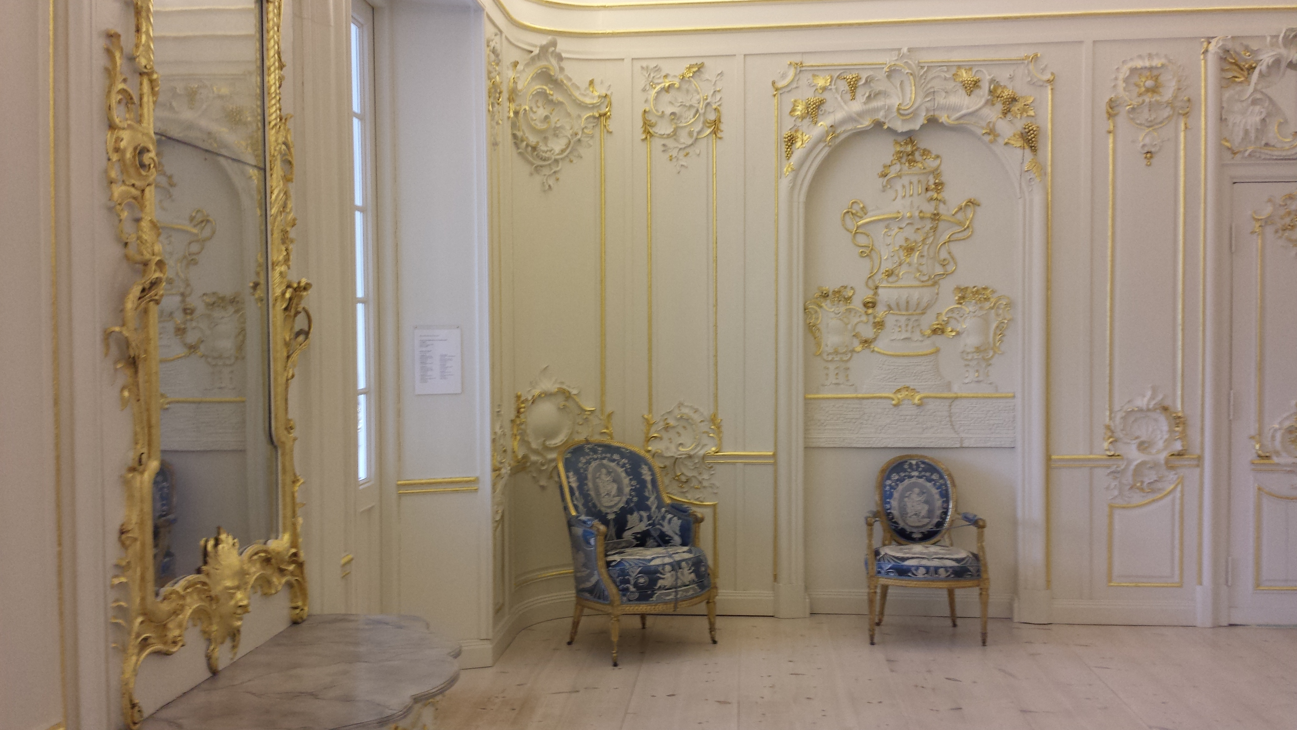 Baroque room by Arminius1871 on DeviantArt