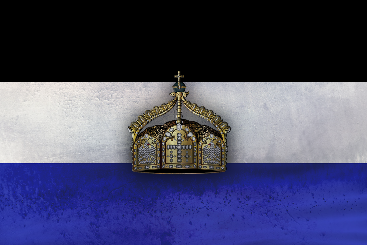 kingdom of prussia grunge flag 1892 1918 by undevicesimus on