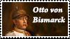 Bismarck Stamp by Arminius1871