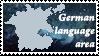 German language area stamp V3 by Arminius1871