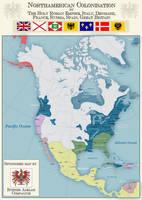 Alternate american colonization by Arminius1871