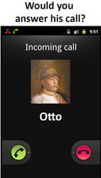 Would you answer his call?