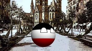 German Reich Ball 3D