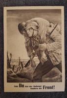 Soldier postcard by Arminius1871