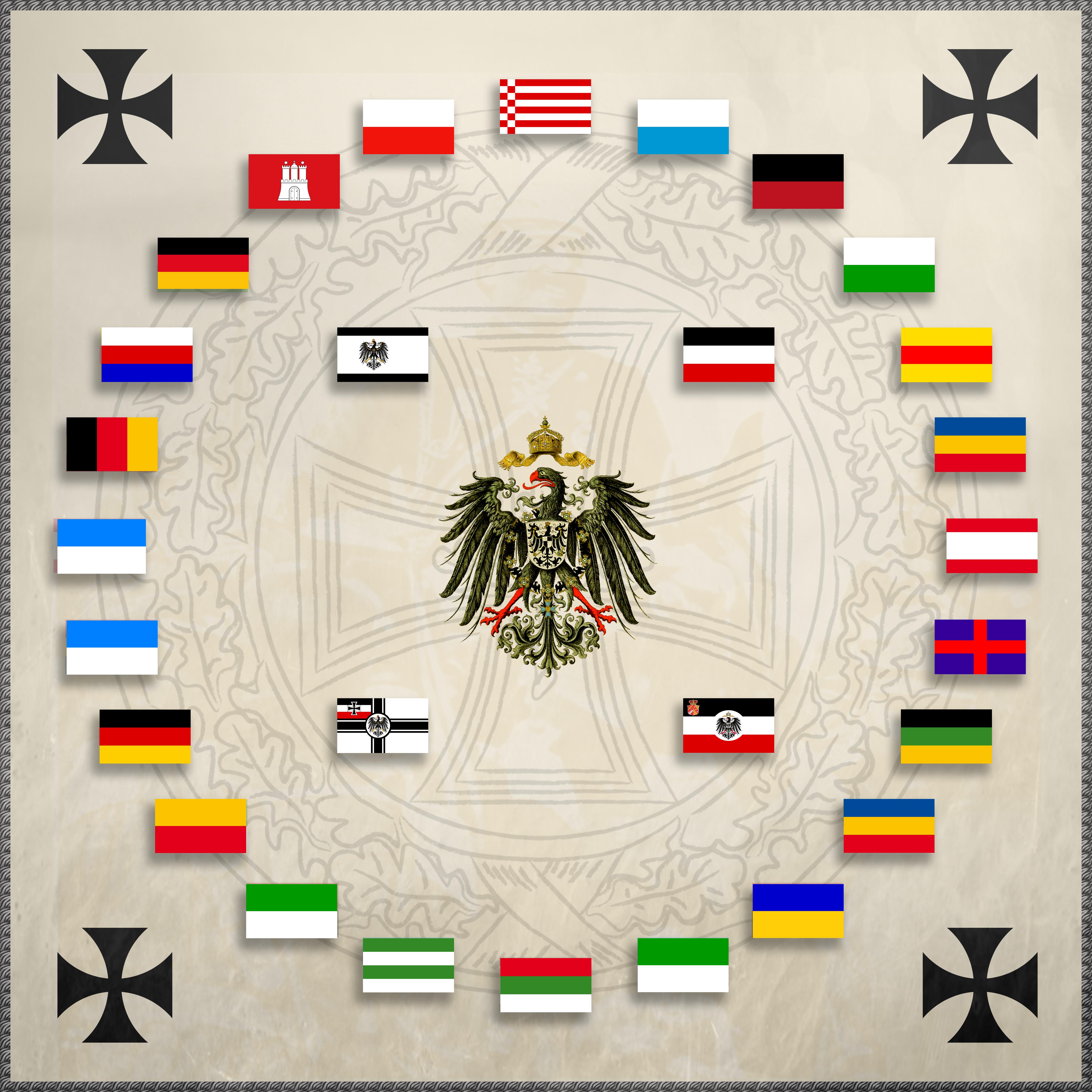 german empire flag circle by arminius1871 on deviantart