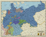 German Empire with Northern Bohemia