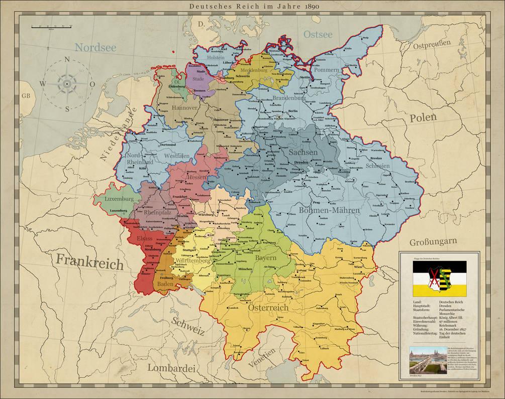 Saxony unites Germany by Arminius1871 on DeviantArt on lower saxony map, duchy of warsaw map, confederation of the rhine map, union of soviet socialist republics map, kingdom of saxony medal, confederate states of america map, kingdom of saxony in england, saxony location on map,