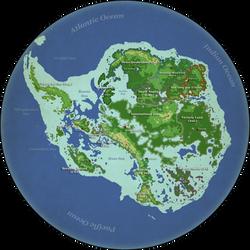 Habitable Antarctica