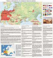 Eastern Germans in Europe by Arminius1871