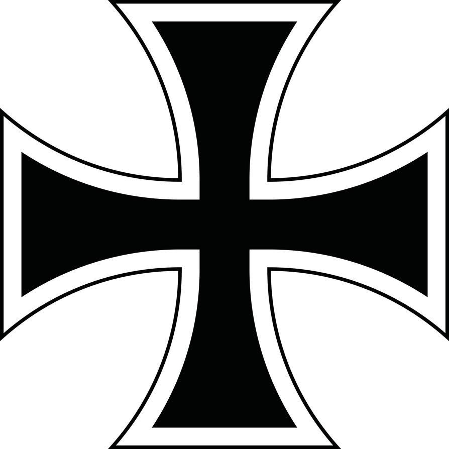 Iron Cross Vector By Arminius1871 On Deviantart