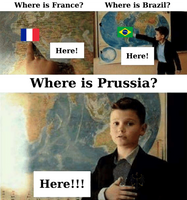 Where is Prussia meme by Arminius1871