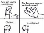 germans were not punished enough