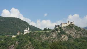 Castle in Suedtirol by Arminius1871