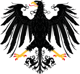 German Eagle stock by Arminius1871