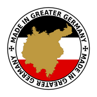 Made in Greater Germany gold