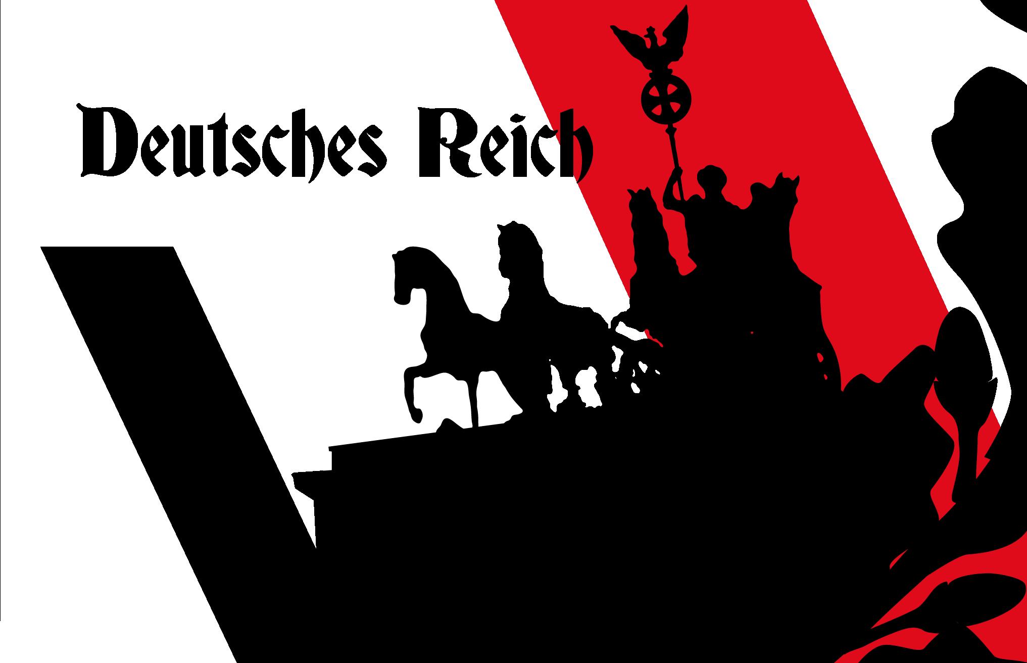 Flags and symbols by arminius1871 on deviantart arminius1871 44 7 quadriga logo by arminius1871 buycottarizona