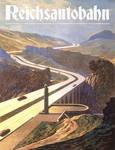 Reichsautobahn poster